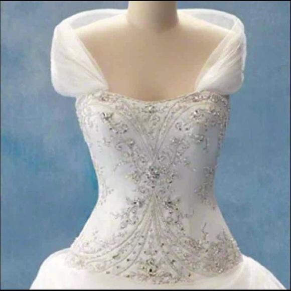 Alfred Angelo Dresses | Belle Wedding Dress | Poshmark